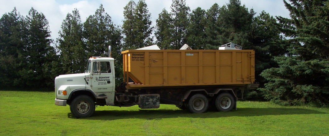 We offer premier sanitation and recycling services in the greater Claremont, MN, area!